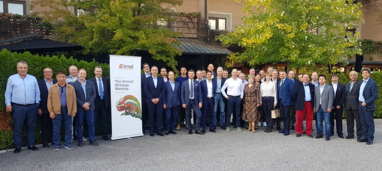 THE ANNUAL STRATEGY MEETING – Ottobre 2019